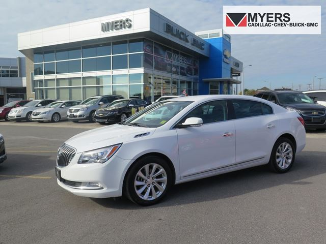 2015 buick lacrosse leather ottawa ontario used car for sale 2306878. Black Bedroom Furniture Sets. Home Design Ideas