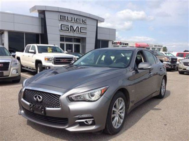 2014 infiniti q50 hybrid awd intouch navi port perry. Black Bedroom Furniture Sets. Home Design Ideas