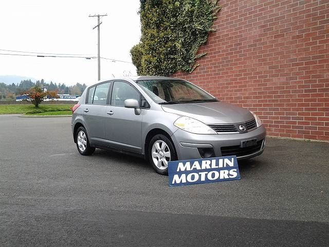 2008 NISSAN VERSA 1.8 S in Koksilah, British Columbia