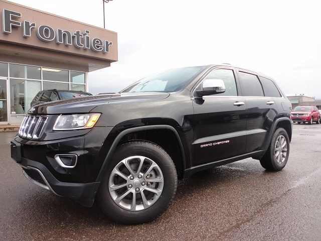 2014 JEEP GRAND CHEROKEE Limited in Smithers, British Columbia