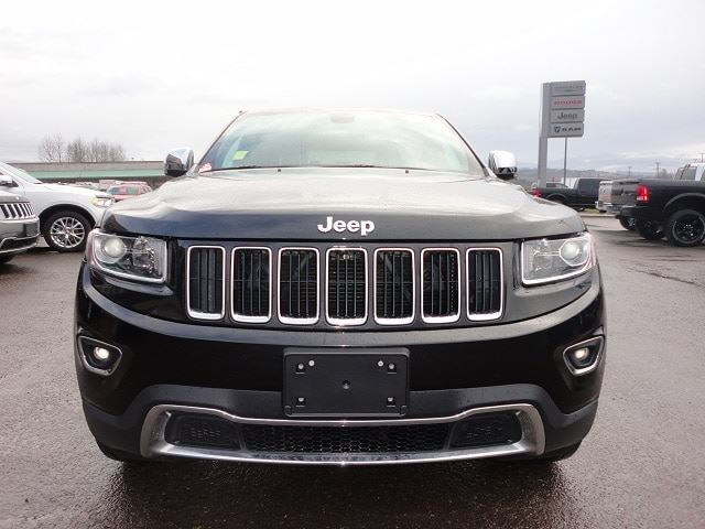 2014 jeep grand cherokee limited smithers british columbia car for sale 2308490. Black Bedroom Furniture Sets. Home Design Ideas