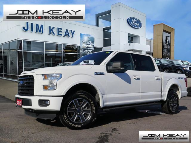 2015 ford f 150 xlt sport w roof nav 5 0l ottawa. Black Bedroom Furniture Sets. Home Design Ideas