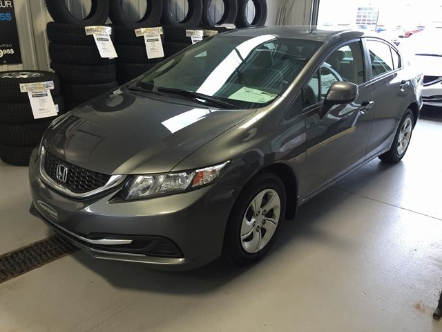 2013 honda civic lx gatineau quebec car for sale 2307970. Black Bedroom Furniture Sets. Home Design Ideas