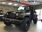 2018 Jeep Wrangler Brand New, 4x4, Only $26, 995 in Mississauga, Ontario