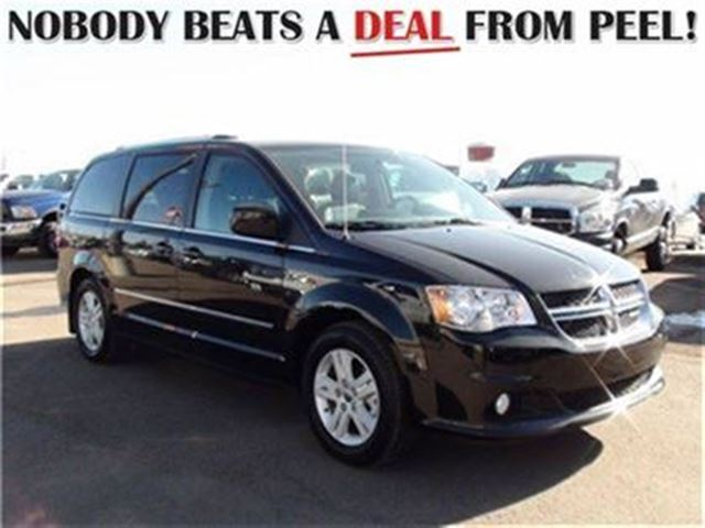 2017 Dodge Grand Caravan Brand New Crew Only $28,995 Plus Taxes Only! in Mississauga, Ontario
