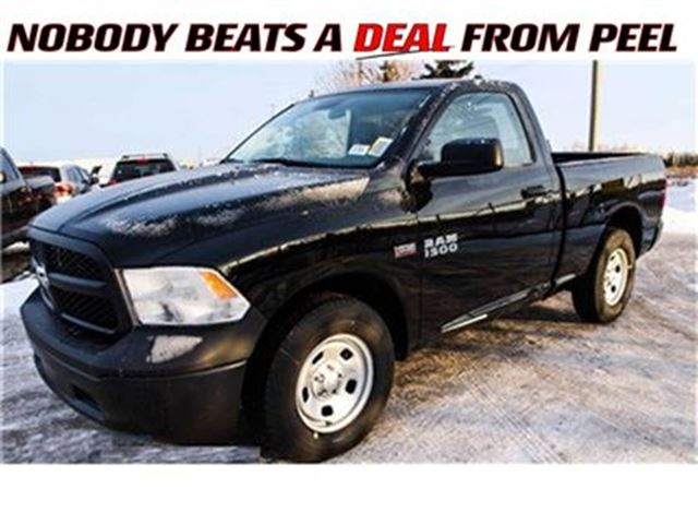 2017 Dodge RAM 1500 BRAND NEW 2017 REG CAB Only $21,995 in Mississauga, Ontario