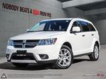 2018 Dodge Journey Brand New 2018 GT, 7 Pass, Only $29,995 in Mississauga, Ontario