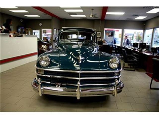 1946 Chrysler New Yorker Extremely Clean AND Rare Vehicle! Must SEE!!! in Mississauga, Ontario