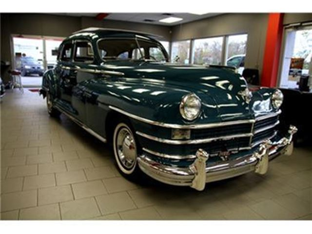Used 1946 Chrysler New Yorker Cy Extremely Clean And Rare