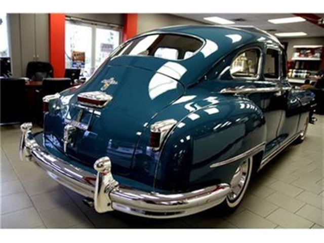 1946 Chrysler New Yorker Extremely Clean And Rare Vehicle