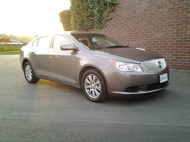 2010 BUICK ALLURE CXL V6 in Koksilah, British Columbia