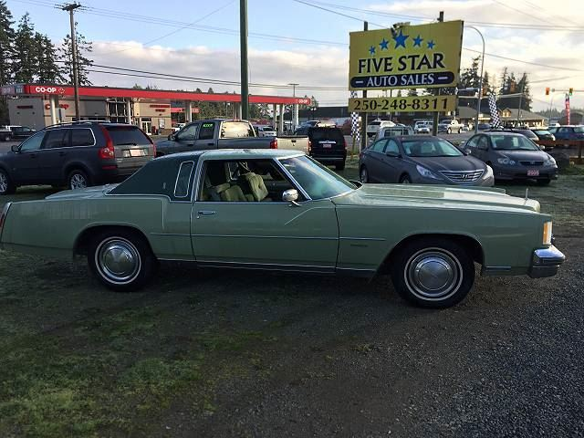 1975 OLDSMOBILE TORONADO           in Parksville, British Columbia