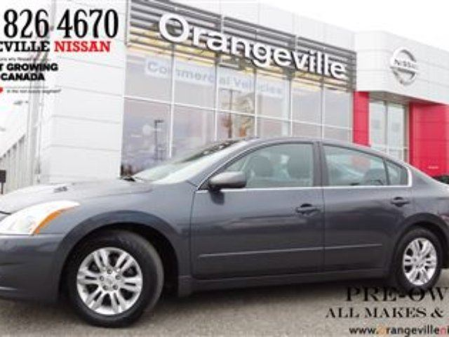 2012 Nissan Altima 2.5 S Looks Great! Non-Smoker Just Arrived! in Orangeville, Ontario