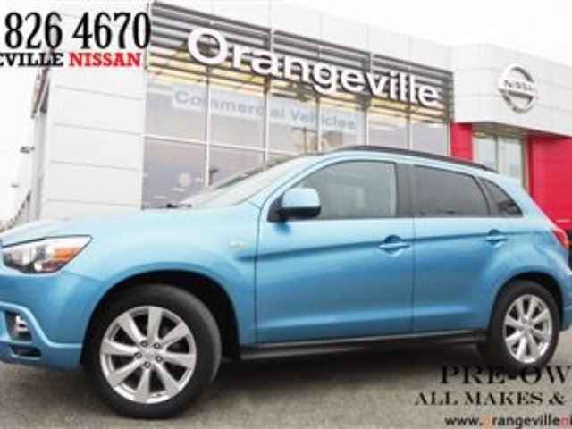 2012 MITSUBISHI RVR GT 2 Sets of Tires/ Rims Moonroof 56,535km! in Orangeville, Ontario