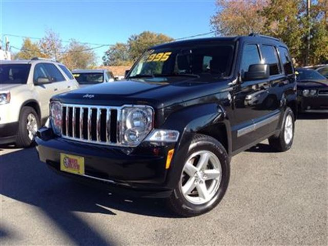 2009 jeep liberty limited edition st catharines ontario. Black Bedroom Furniture Sets. Home Design Ideas