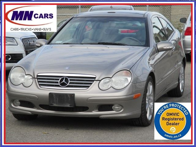 2004 mercedes benz c class c230 c230 sport coupe for 2004 mercedes benz c class hatchback