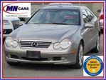 2004 Mercedes-Benz C-Class C230 C230 Sport Coupe Kompressor in Ottawa, Ontario