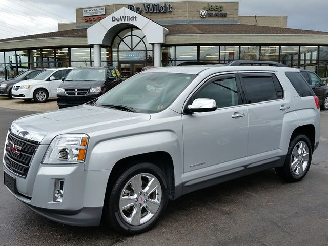 2014 gmc terrain sle 2 awd silver dewildt chrysler dodge jeep. Black Bedroom Furniture Sets. Home Design Ideas