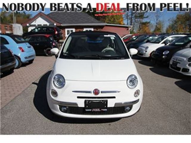 2015 Fiat 500 Lounge 1957 Edition Convertible Blowout