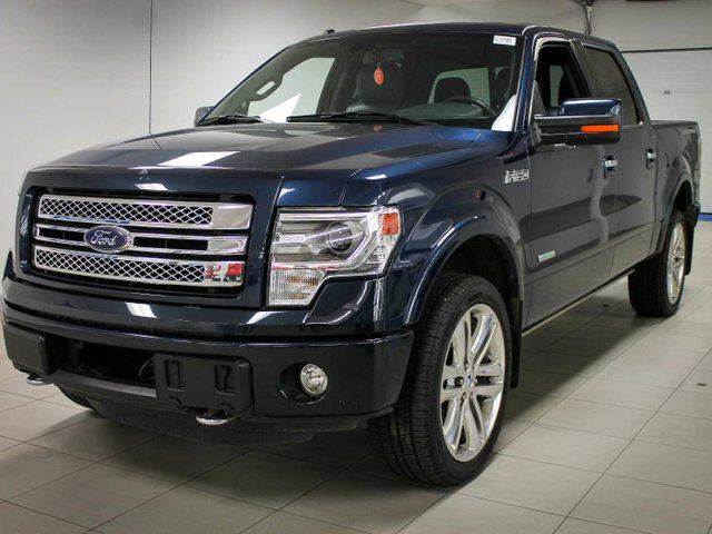 2014 ford f 150 limited 4x4 3 5l v6 ecoboost edmonton alberta used car for sale 2314354. Black Bedroom Furniture Sets. Home Design Ideas