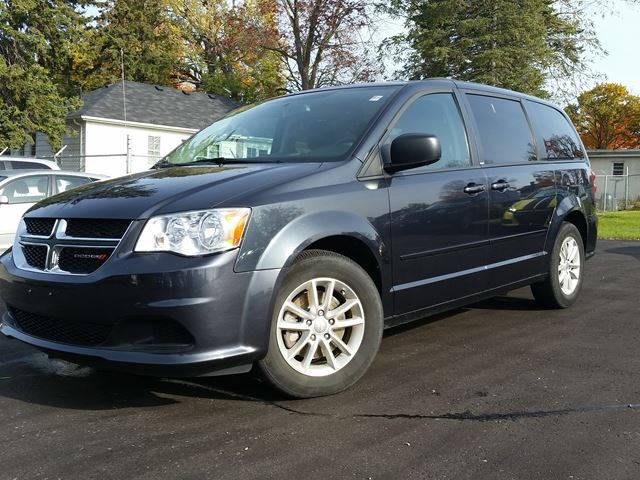 2013 dodge grand caravan sxt port hope ontario used car. Black Bedroom Furniture Sets. Home Design Ideas