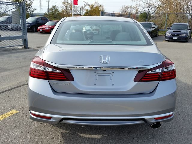 2016 honda accord lx whitby ontario car for sale 2313497. Black Bedroom Furniture Sets. Home Design Ideas
