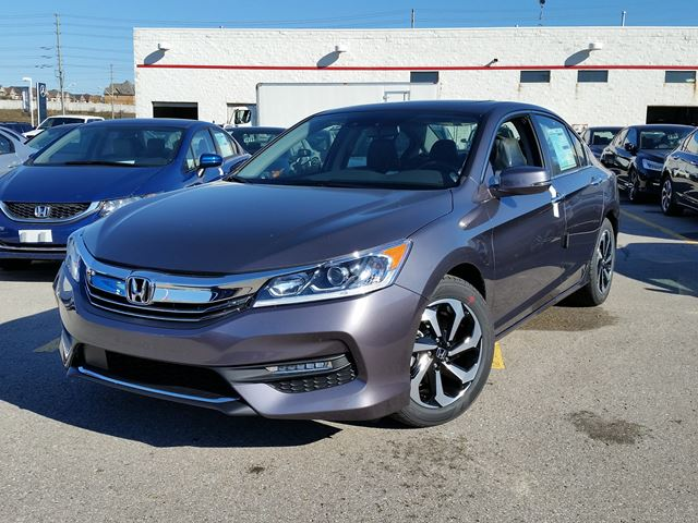 2016 honda accord ex l whitby ontario car for sale 2313524. Black Bedroom Furniture Sets. Home Design Ideas