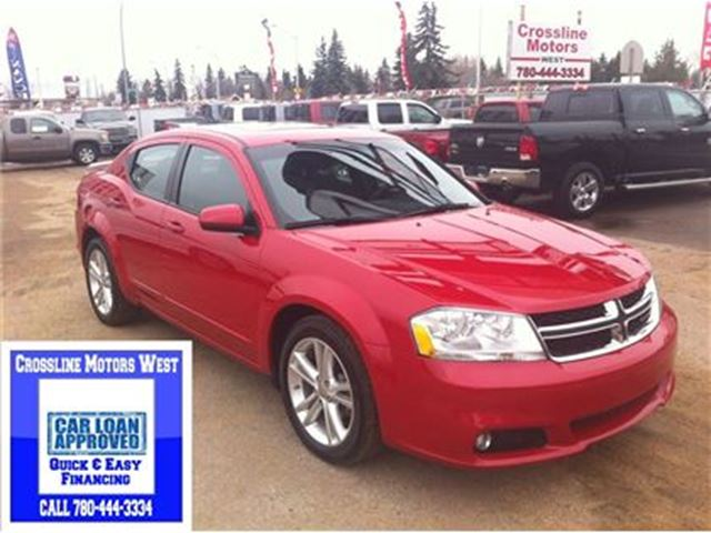 2013 dodge avenger sxt heated seats bluetooth edmonton alberta used. Cars Review. Best American Auto & Cars Review