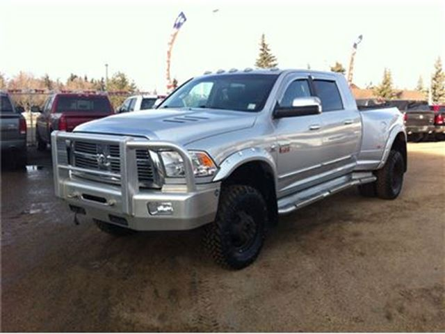 2011 dodge ram 3500 laramie dually lifted heated ac. Cars Review. Best American Auto & Cars Review