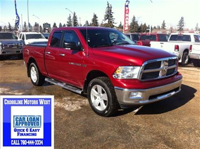 2012 dodge ram 1500 slt power options 5 7l v8 hemi edmonton alberta used car for sale 2314040. Black Bedroom Furniture Sets. Home Design Ideas