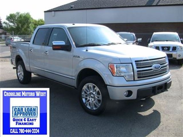 2009 ford f 150 platinum leather sunroof navigation. Black Bedroom Furniture Sets. Home Design Ideas