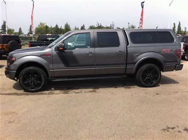 2014 ford f 150 fx4 leather suede sync touch screen edmonton alberta used car for sale 2314164. Black Bedroom Furniture Sets. Home Design Ideas