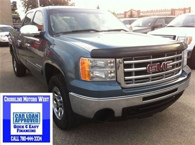 2011 gmc sierra 1500 power options high tow capacity edmonton alberta used car for sale 2314165. Black Bedroom Furniture Sets. Home Design Ideas