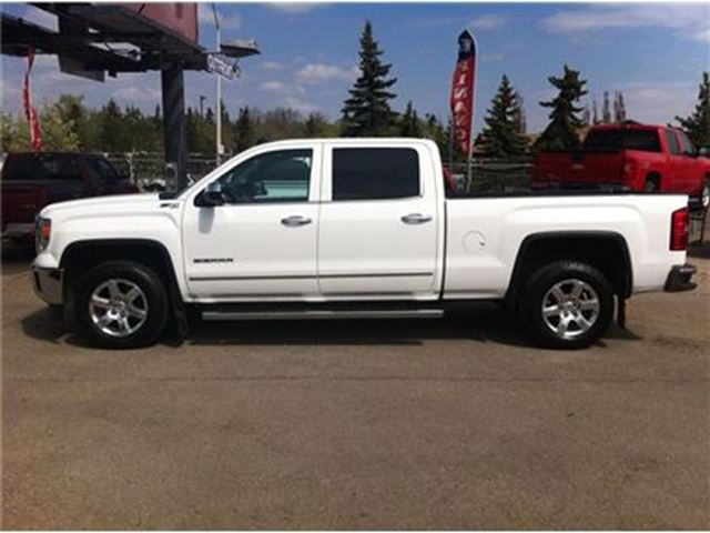 2014 gmc sierra 1500 slt leather intellilink touch screen edmonton alberta used car for sale. Black Bedroom Furniture Sets. Home Design Ideas