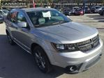 2015 Dodge Journey Crossroad AWD 8000kms Leather Sunroof in Canmore, Alberta