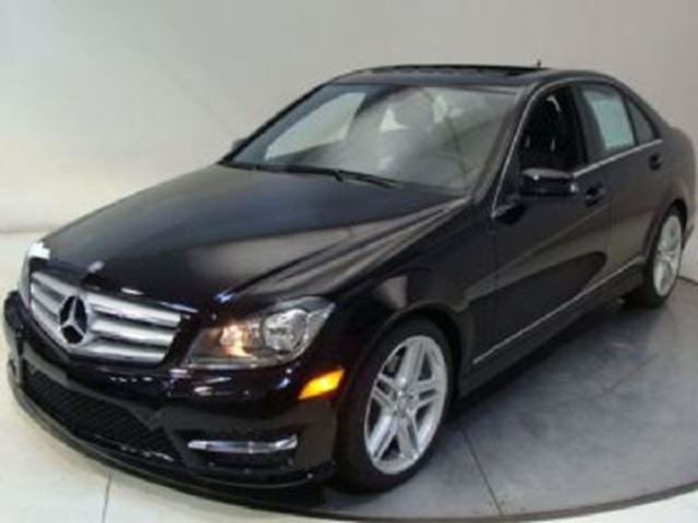 2013 mercedes benz c class c300 4matic premium sport fclp for Mercedes benz wheel and tire protection
