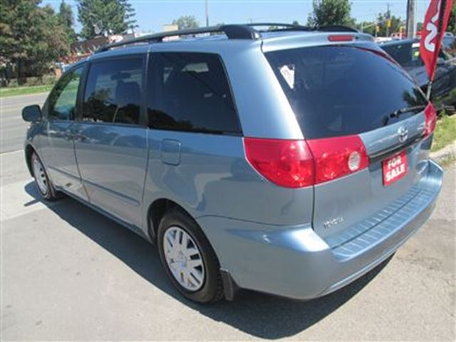 2009 toyota sienna ce 7 passenger scarborough ontario used car for sale 2315954. Black Bedroom Furniture Sets. Home Design Ideas