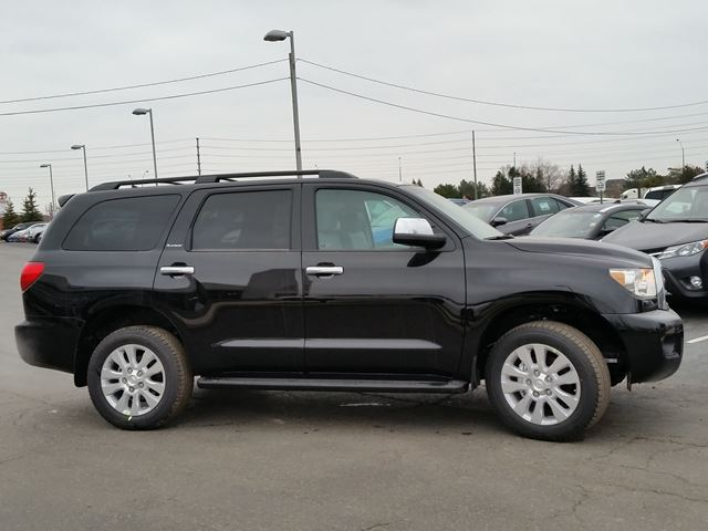 2016 toyota sequoia brampton ontario car for sale 2316036. Black Bedroom Furniture Sets. Home Design Ideas