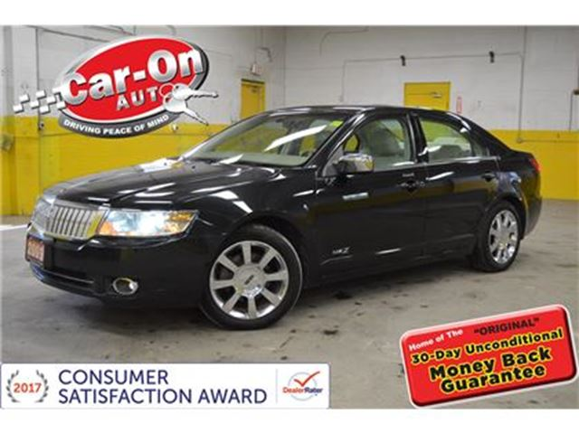 2009 LINCOLN MKZ AWD SUNROOF HTD/COOLED SEATS in Ottawa, Ontario