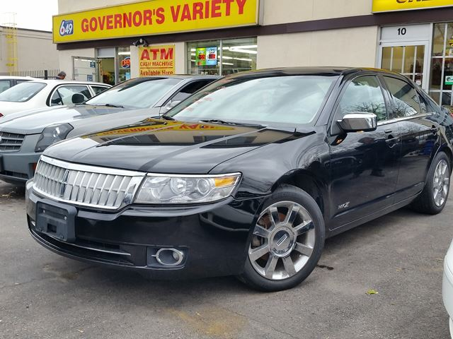 2008 LINCOLN MKZ AWD NAVI in Dundas, Ontario