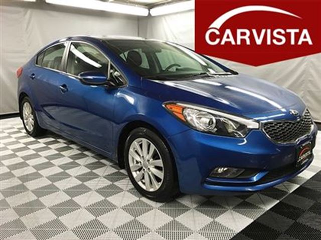 2014 kia forte 1 8l lx 69bw blue carvista. Black Bedroom Furniture Sets. Home Design Ideas