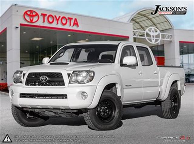 2011 toyota tacoma double cab sr5 trd 4x4 v6 toyota. Black Bedroom Furniture Sets. Home Design Ideas