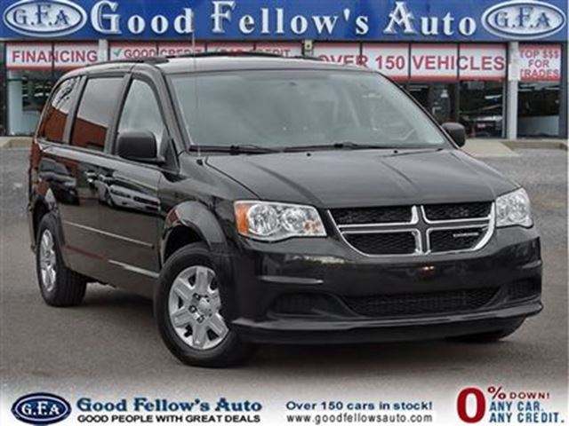 2012 dodge grand caravan stow n go seats   north york ontario used car for sale   2318324