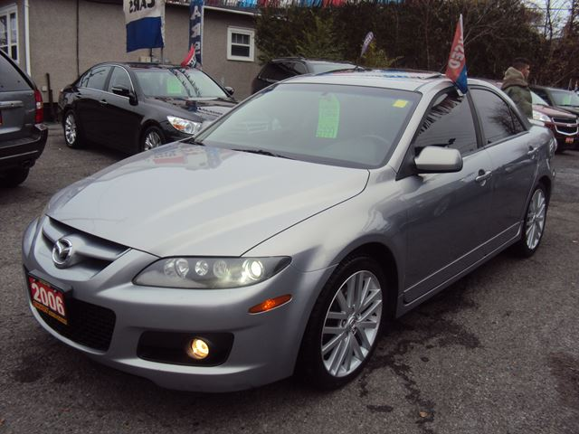 2006 mazda mazda6 mazdaspeed awd new tires new brakes. Black Bedroom Furniture Sets. Home Design Ideas