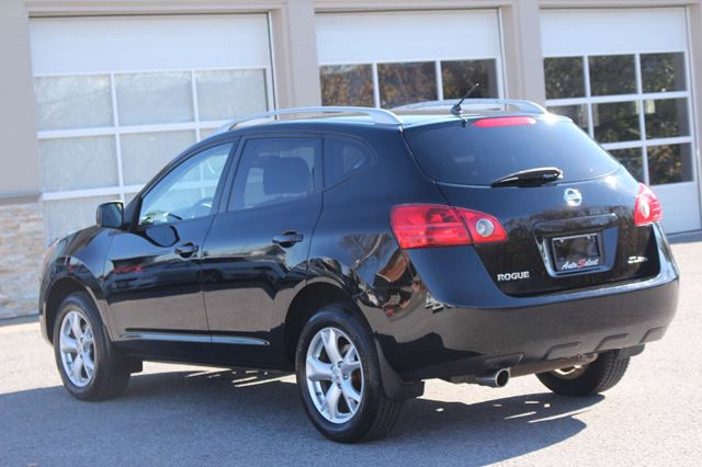 USED 2008 Nissan Rogue AWD ONLY 182K SUNROOF SL MODEL