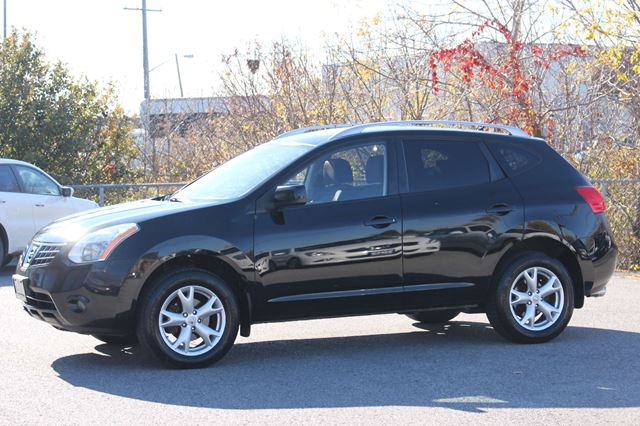 used 2008 nissan rogue awd only 182k sunroof sl model. Black Bedroom Furniture Sets. Home Design Ideas