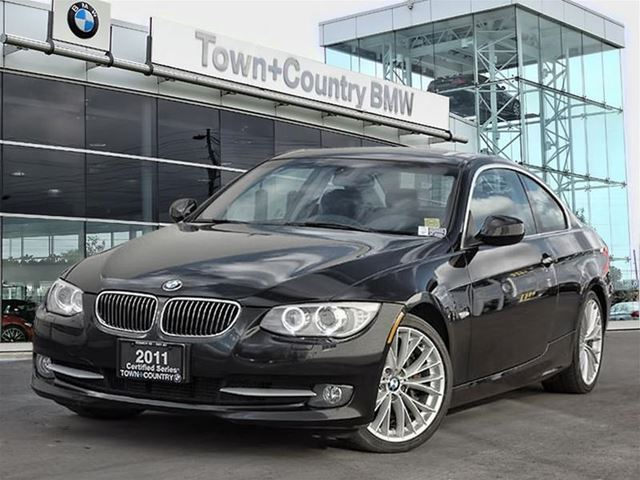 2011 bmw 3 series i black town and country bmw. Black Bedroom Furniture Sets. Home Design Ideas