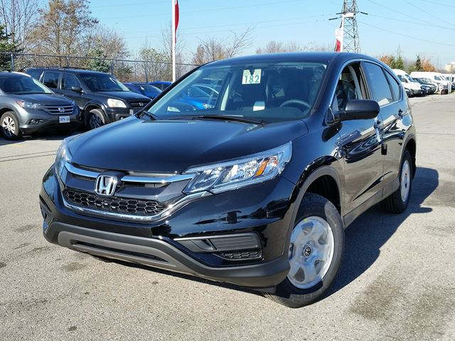 2016 honda cr v lx black whitby oshawa honda new car. Black Bedroom Furniture Sets. Home Design Ideas