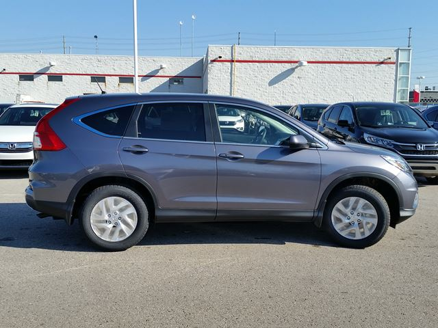 New 2016 honda cr v se in whitby ontario 1980901 for 2016 honda cr v se