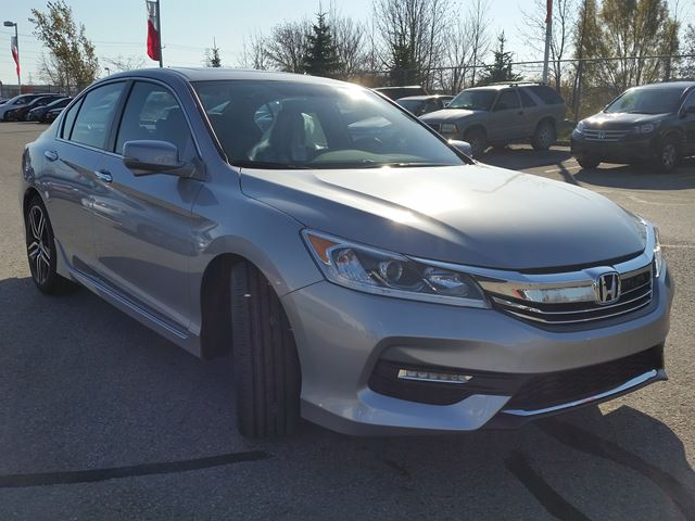 2016 honda accord sport whitby ontario car for sale 2318731. Black Bedroom Furniture Sets. Home Design Ideas